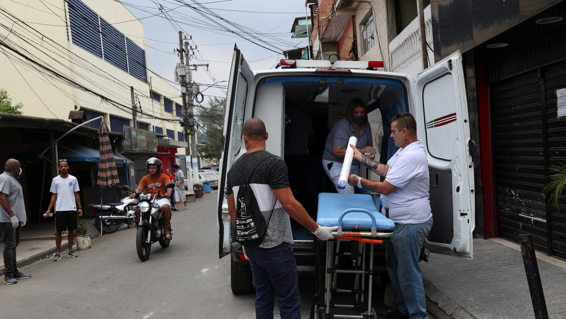 Brasil registra 359 muertos por coronavirus y la cifra de contagiados asciende a 9.056