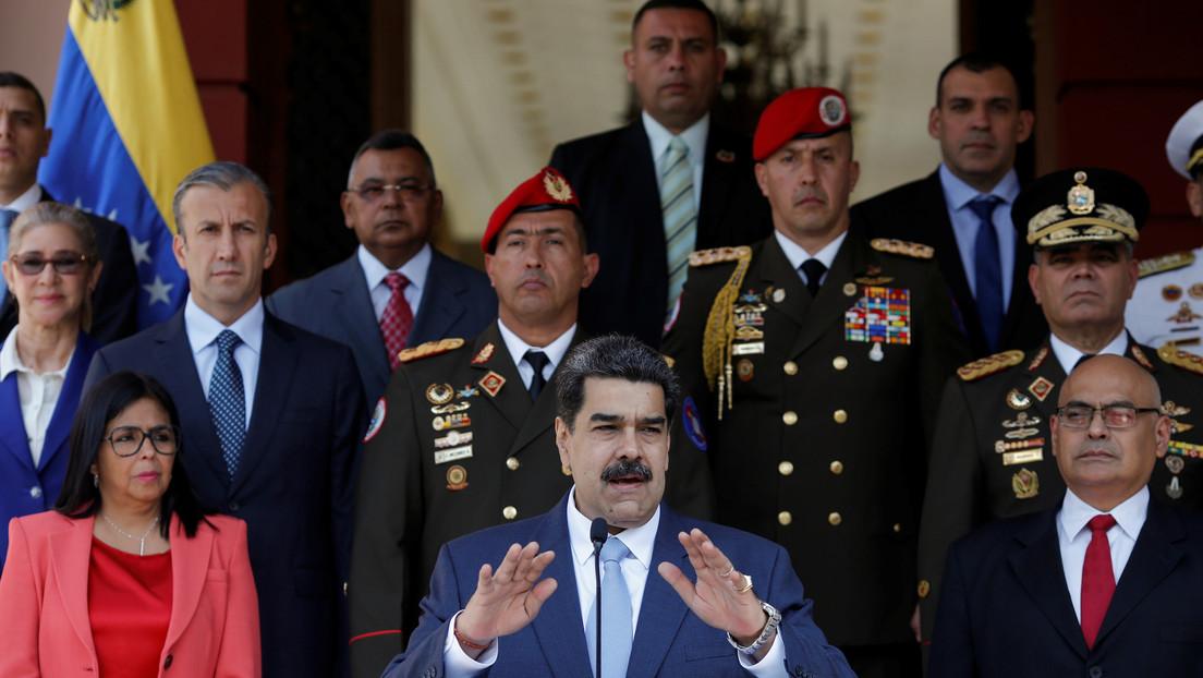 """Maduro ordena movilizar piezas de artillería militar """"para cualquier combate que haga falta"""""""
