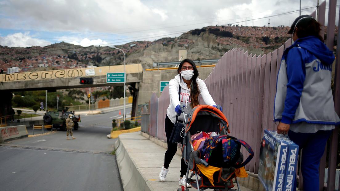 Bolivia informa sobre siete nuevos casos de coronavirus que elevan los contagios a 139