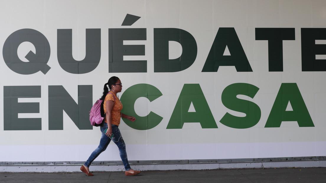México registra 1.688 casos del nuevo coronavirus y 60 muertes