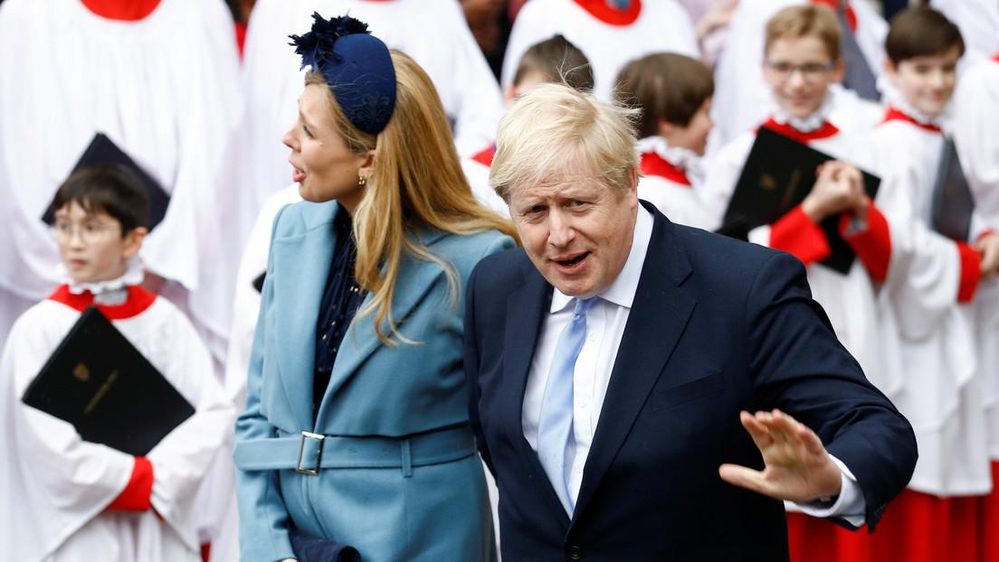 Coronavirus: Boris Johnson fue internado porque sigue con fiebre