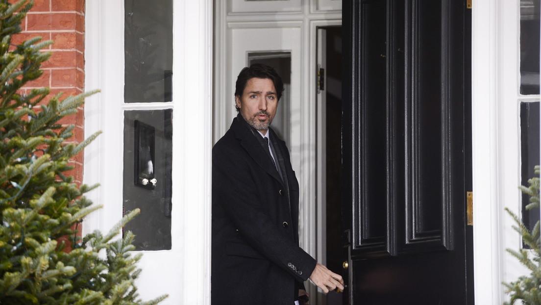 Trudeau responde a la intención de EE.UU. de suspender la entrega de mascarillas a Canadá