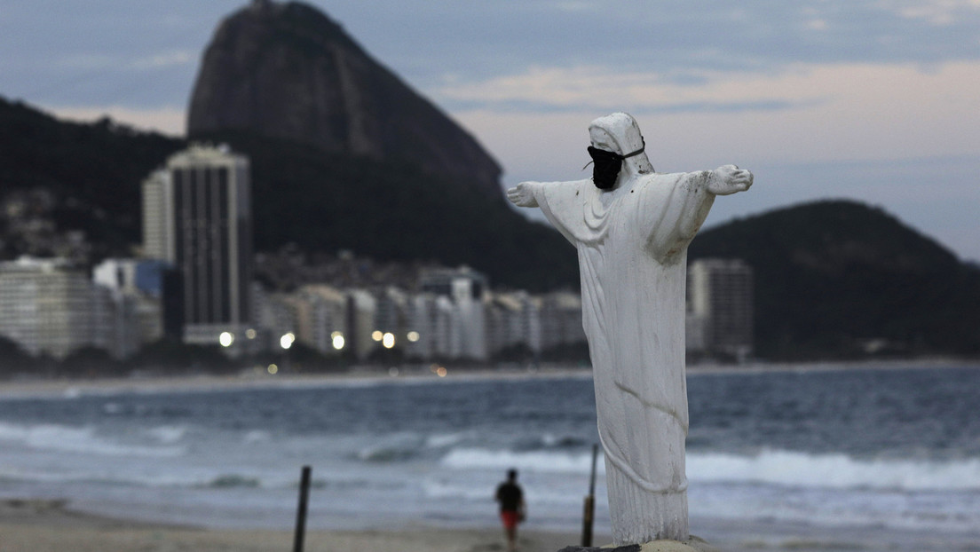 """La Cámara Baja del Congreso de Brasil aprueba un """"presupuesto de guerra"""" para luchar contra el coronavirus"""