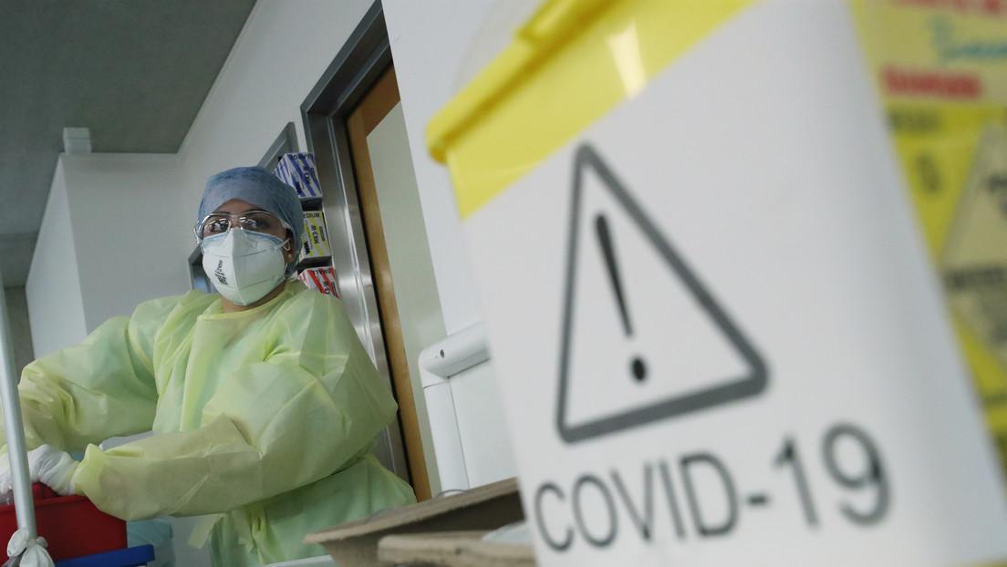 Los casos de coronavirus a nivel global superan los 1,2 millones