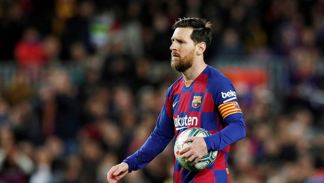 Mbappé supera a Messi como el futbolista con mejor desempeño en la cancha