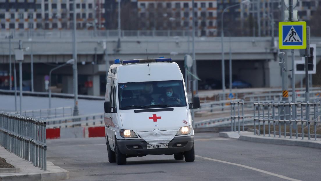 Moscú detecta 536 nuevos casos de covid-19 en una jornada
