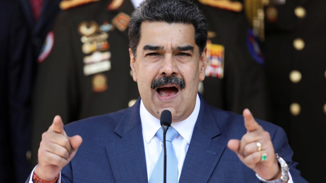 """Maduro escribe una carta al pueblo de EE.UU. para pedir """"el cese de las sanciones"""""""