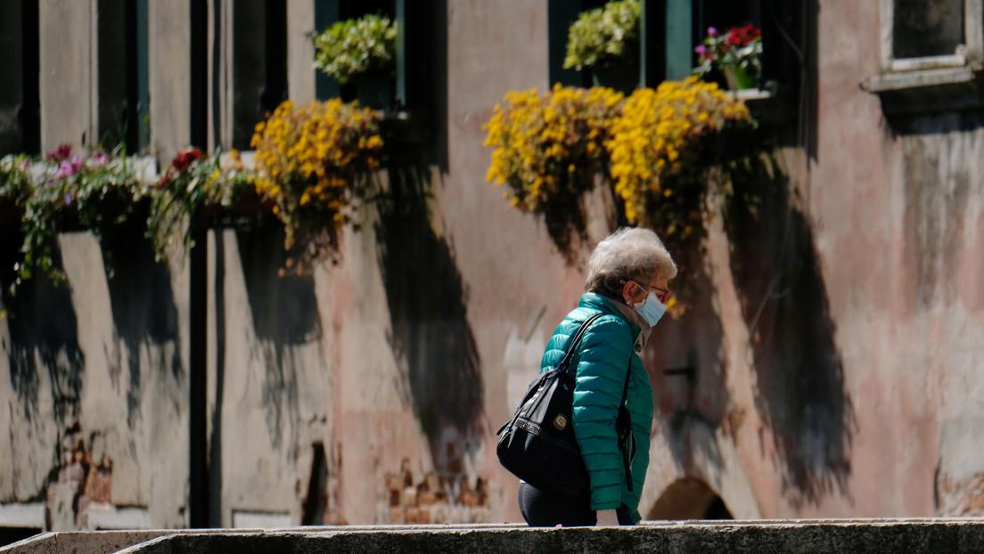 Italia registra 525 nuevas muertes por covid-19, la cifra más baja en más de dos semanas