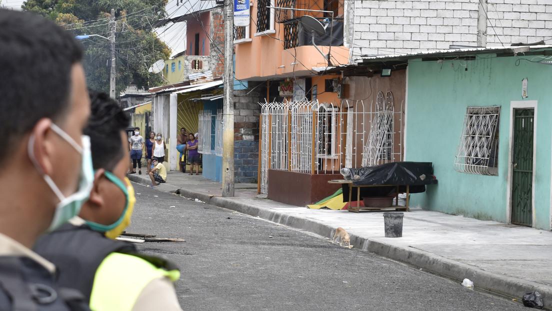 Ecuador supera los 180 muertos y los 3.600 casos positivos por coronavirus