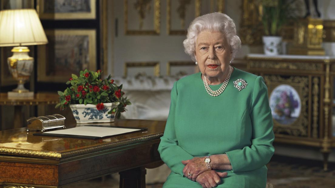 """""""Días mejores volverán"""": Isabel II se dirige a los británicos en medio de la pandemia del coronavirus"""
