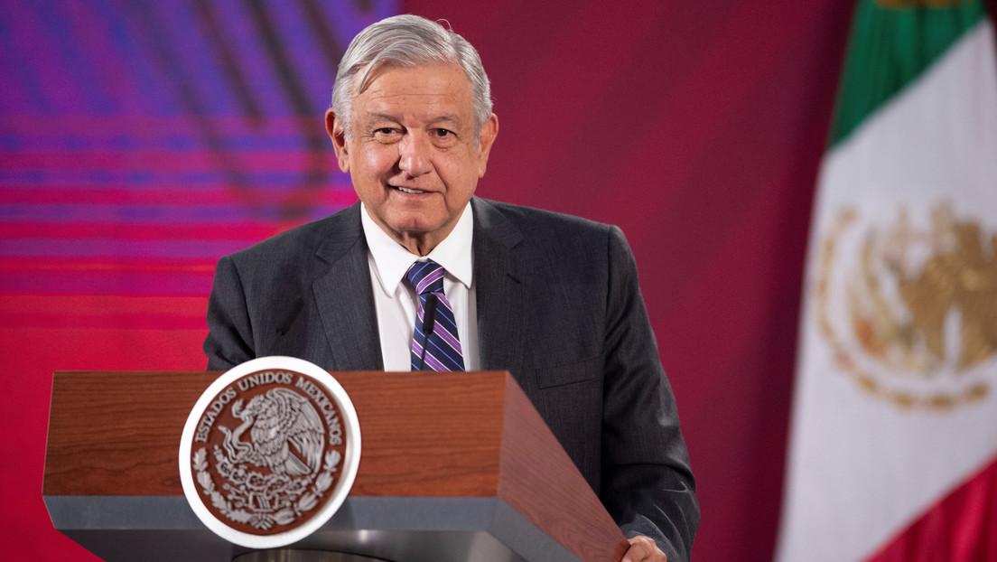 López Obrador anuncia un plan económico para enfrentar el coronavirus