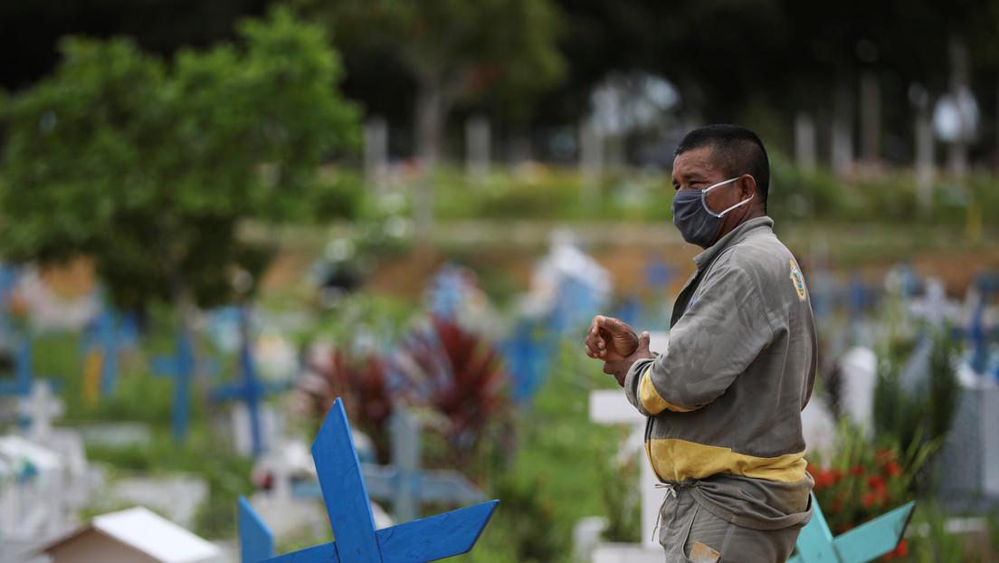 Brasil confirma más de 11.000 casos de coronavirus y 486 fallecidos