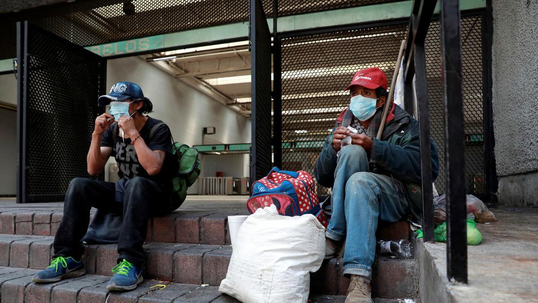 El número de contagiados por coronavirus en México asciende a 2.143 y la cifra de muertos a 94