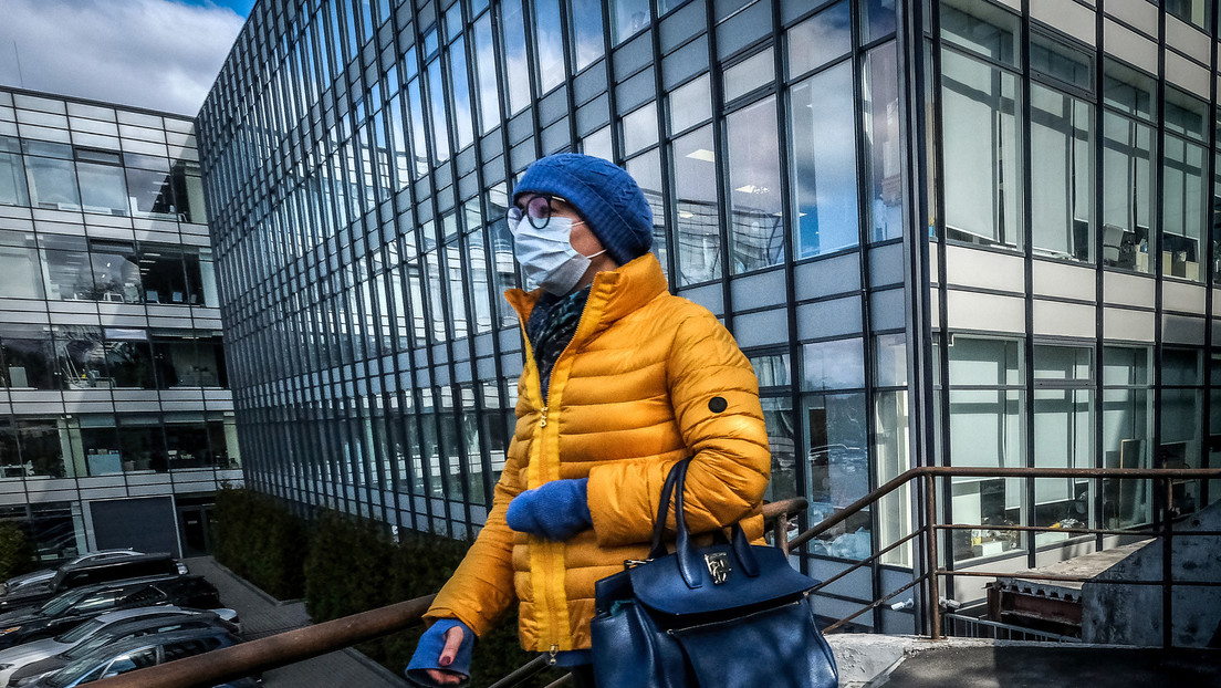 Rusia confirma 954 nuevos casos de covid-19 en las últimas 24 horas