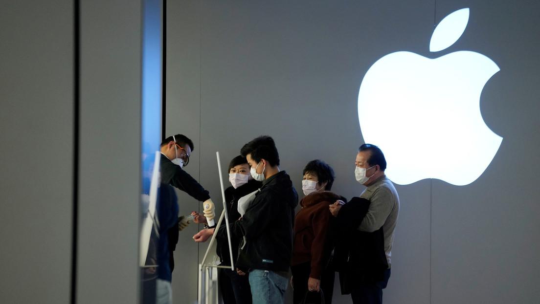 Apple produce más de 20 millones de mascarillas para proteger a doctores en su lucha contra el covid-19