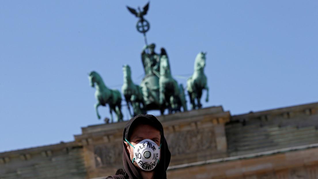 Alemania registra 95.391 casos y 1.434 muertes por el coronavirus