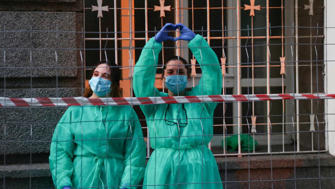 España registra 637 muertes en las últimas 24 horas, la cifra más baja desde el 24 de marzo