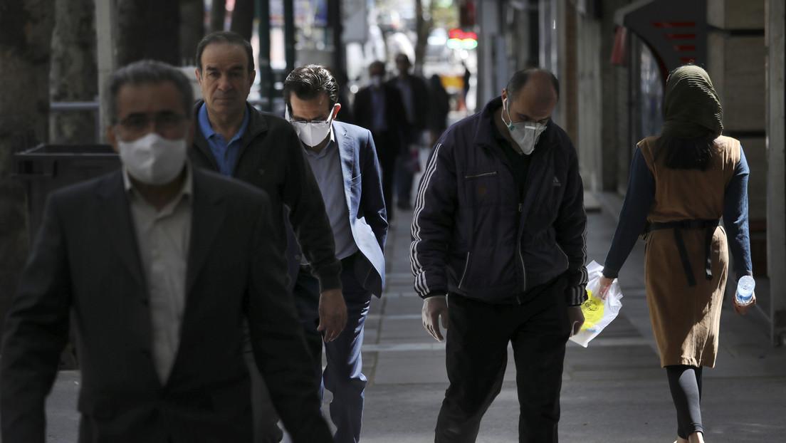 Ya son más de 60.000 los infectados por el coronavirus en Irán