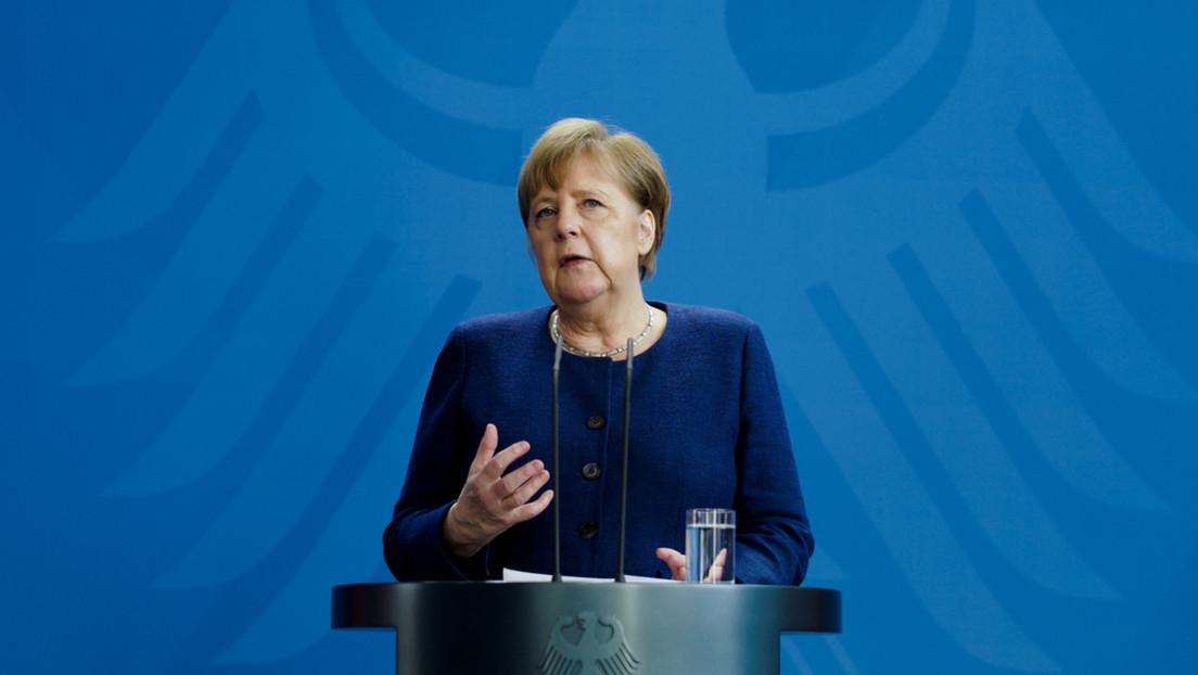 Merkel afirma que la UE se enfrenta al mayor desafío de su historia