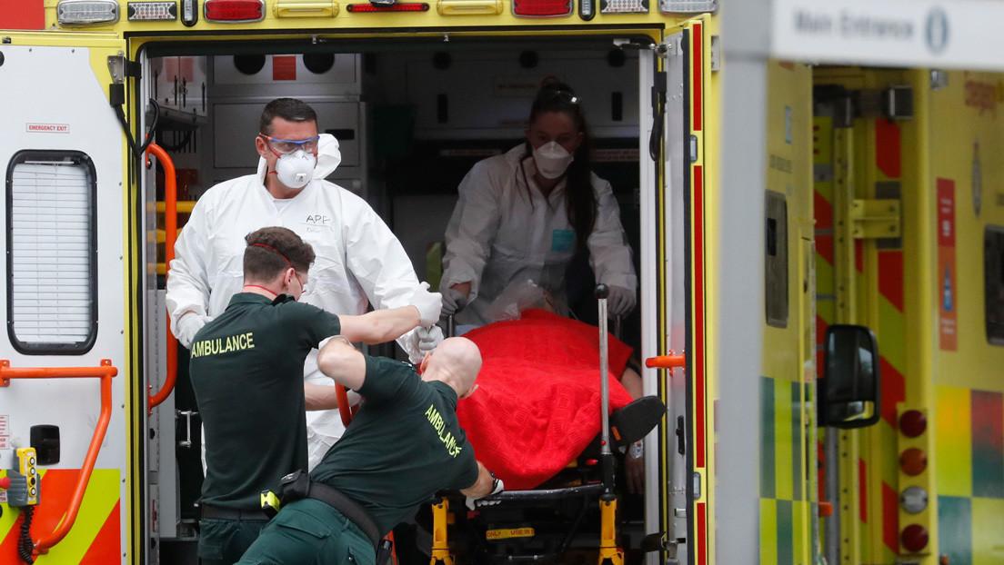 El número de muertes por el covid-19 en el Reino Unido alcanza 5.373