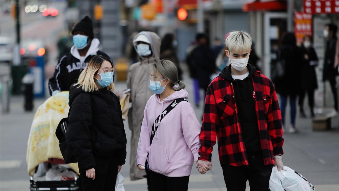 El drama que vive Nueva York por el coronavirus, a pesar del optimismo de Trump