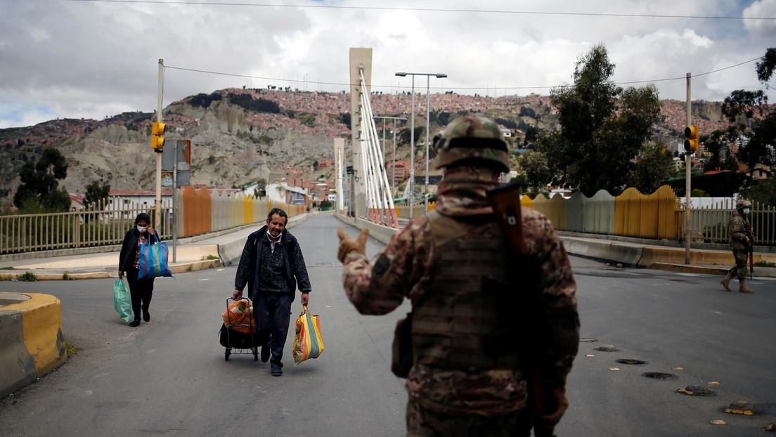 El Gobierno de facto de Bolivia evalúa si extender la cuarentena a nivel nacional o declararla por regiones ante los 183 casos de coronavirus