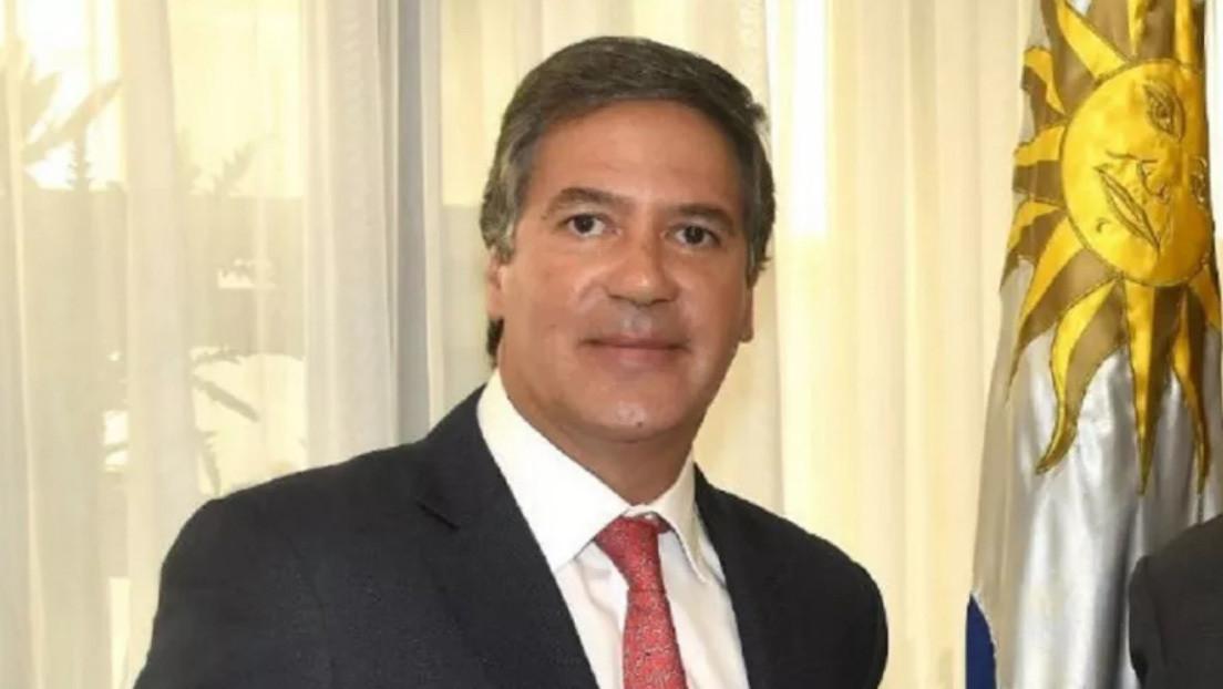 Renuncia el embajador de Colombia en Uruguay, tras ser vinculado en una causa por narcotráfico