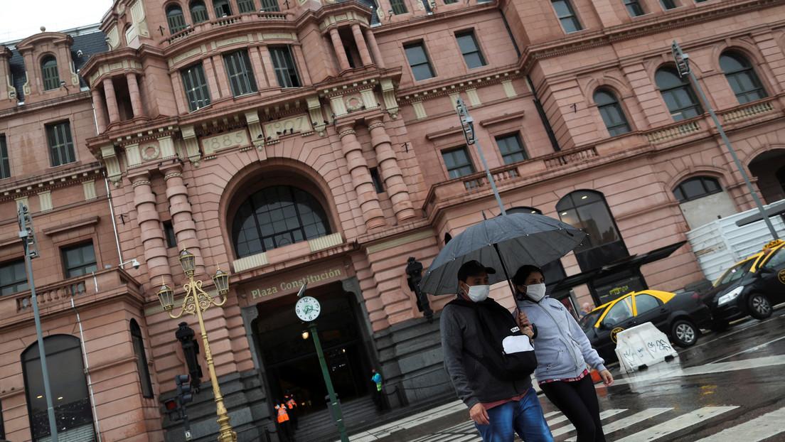 Argentina confirma 53 muertes por coronavirus en total y 1.628 infectados