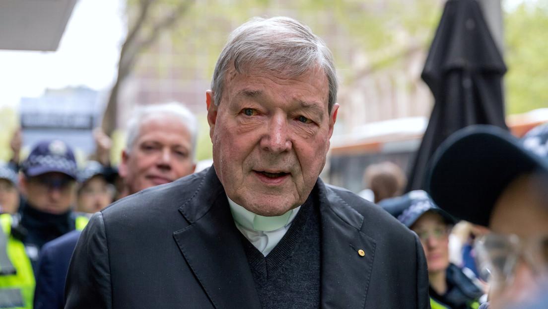 George Pell, cardenal acusado de pederastia, será liberado