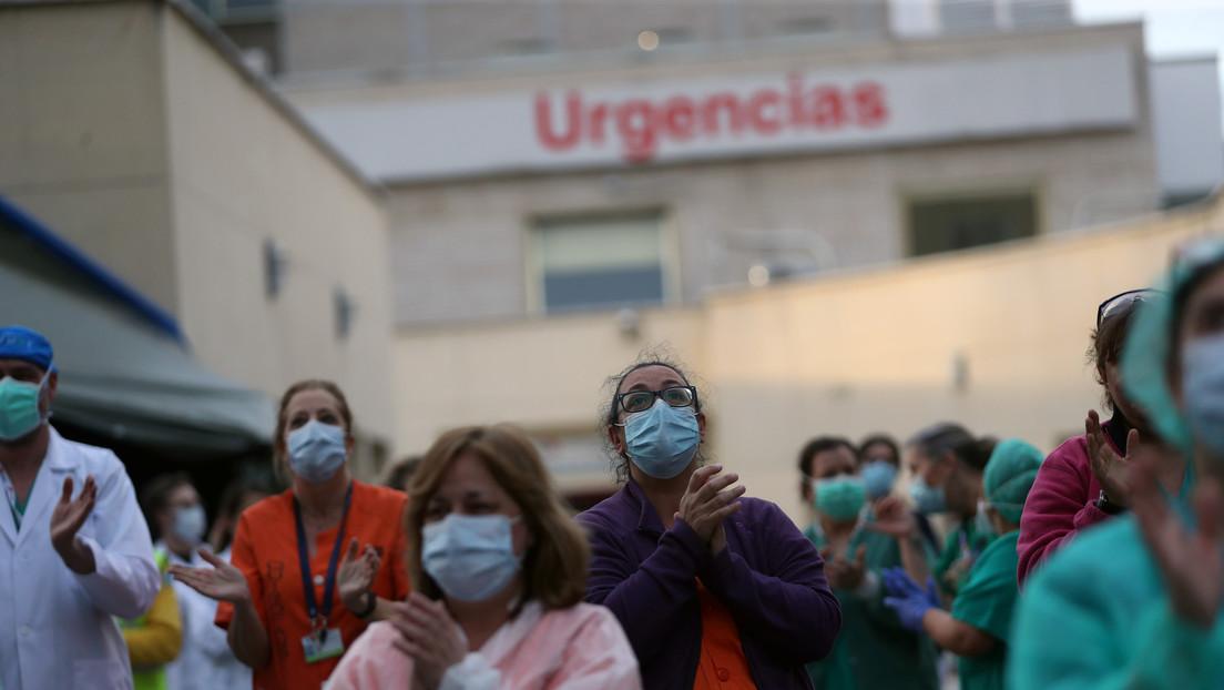 Repuntan en España las cifras por coronavirus: 743 muertos en 24 horas y ya hay más de 140.000 infectados