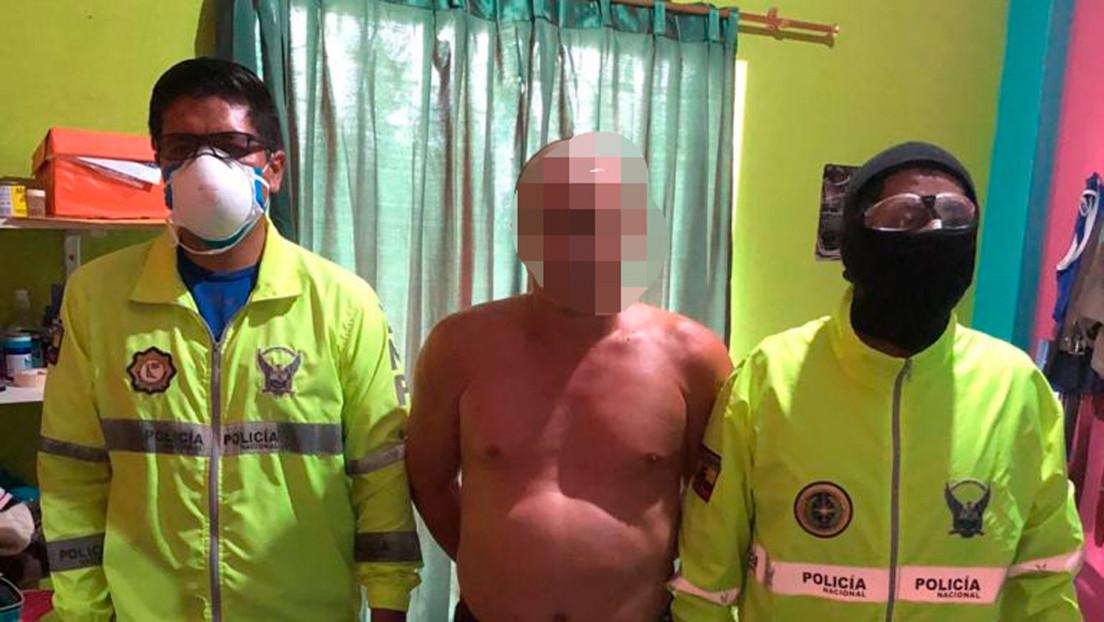 """¿Prohibido denunciar en la crisis del coronavirus en Ecuador? Un hombre es detenido por """"actos de odio"""" y la CIDH se preocupa por """"amenazas"""" a médicos"""