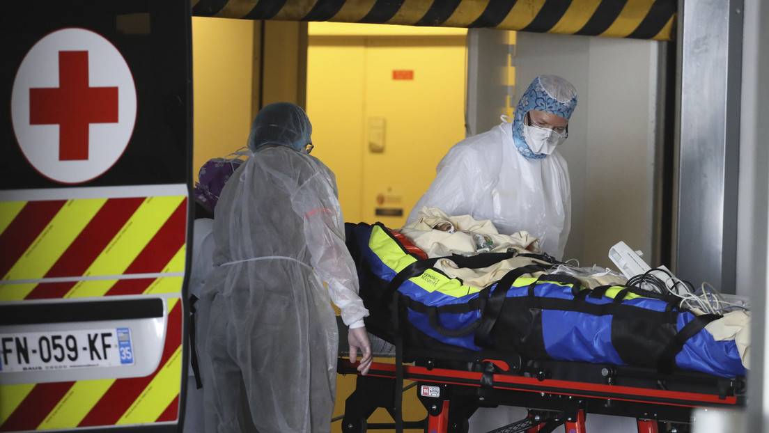 Francia se convierte en el cuarto país con más de 10.000 muertes por coronavirus