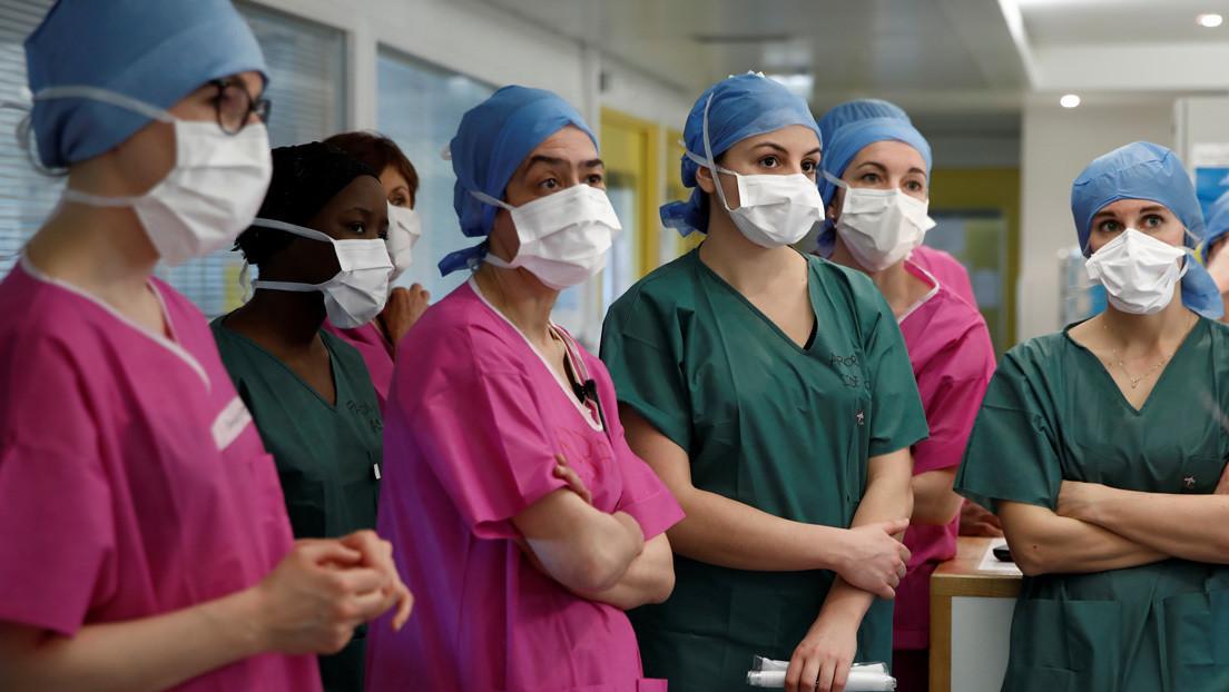 La Organización Mundial de la Salud desaconseja de que el personal sanitario use mascarillas de algodón