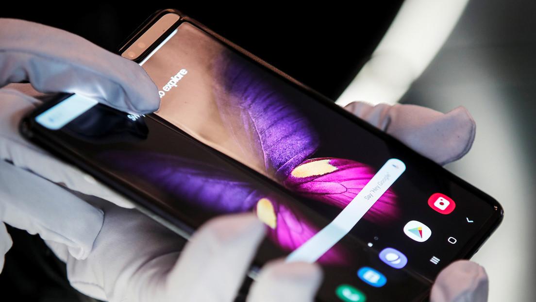 Filtran nuevas características del sucesor del plegable Samsung Galaxy Fold