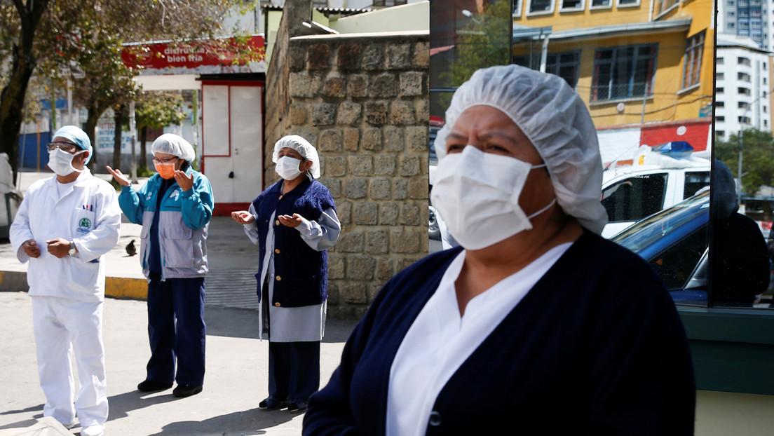 Detienen a un alcalde boliviano por dar una fiesta patronal en medio de la cuarentena por el coronavirus