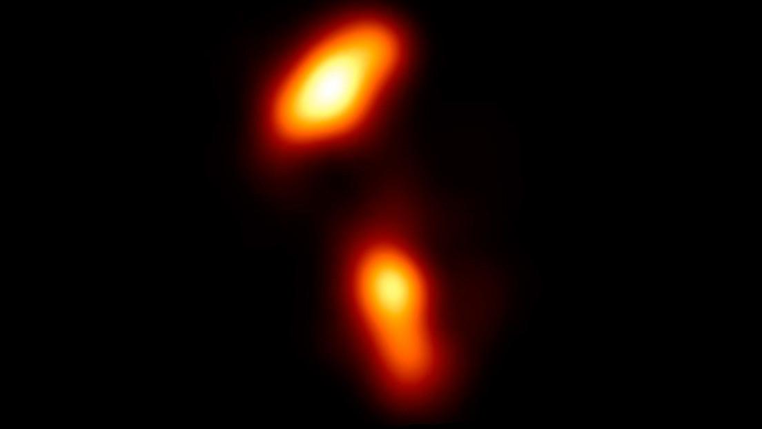 VIDEO: Captan la imagen más detallada de un quásar, un mortífero chorro originado por un agujero negro