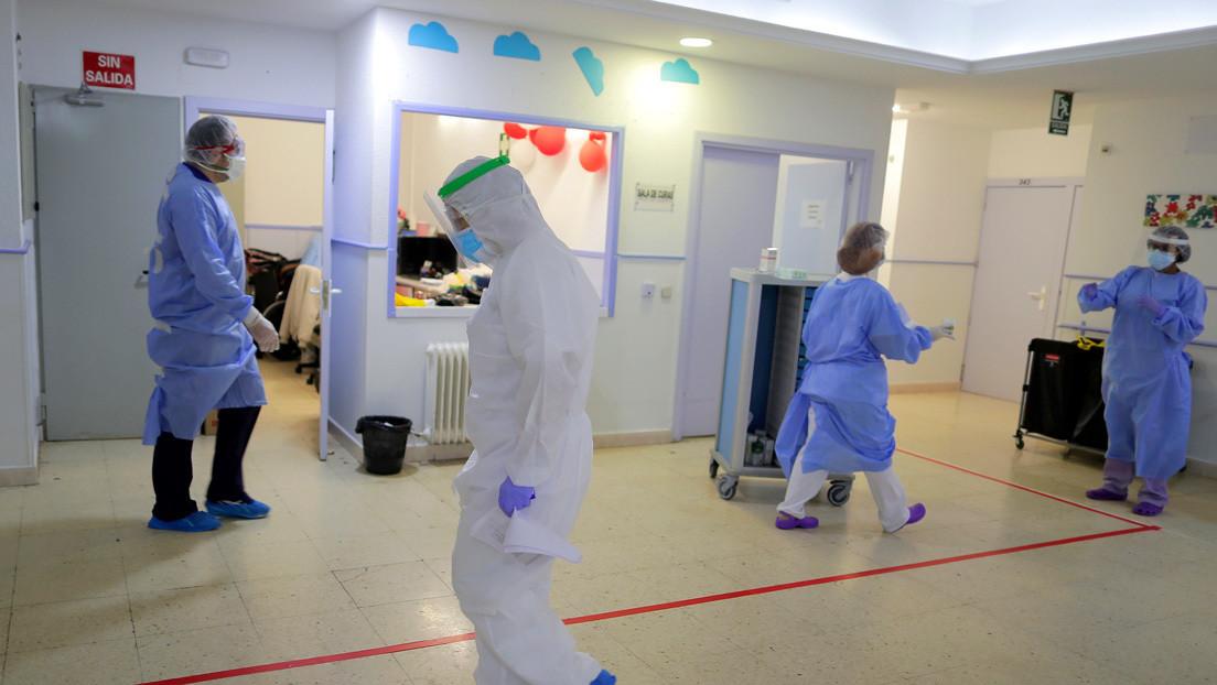 4.750 ancianos fallecieron en residencias de Madrid en el último mes y solo 781 fueron diagnosticados por coronavirus