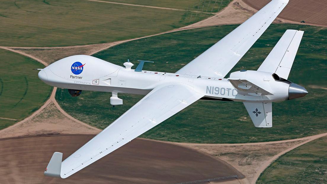 Someten a prueba en espacio aéreo civil la versión comercial del dron militar MQ-9B Reaper de EE.UU.