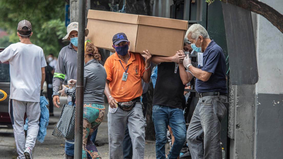 Ecuador registra 242 muertos por coronavirus y la cifra de contagiados sube a 4.450