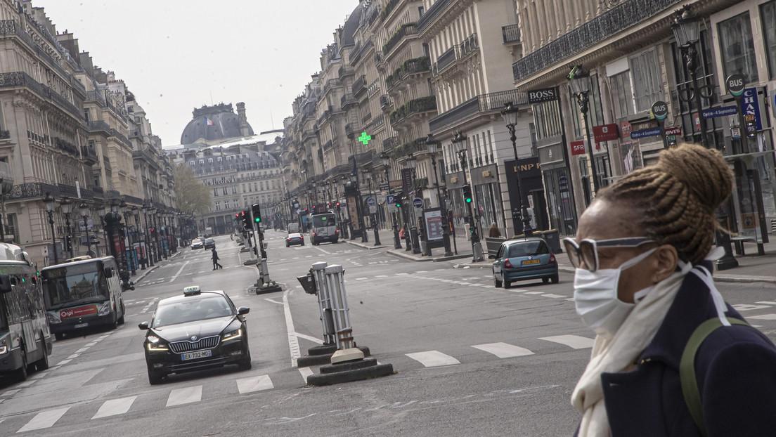 El número de muertes por coronavirus en Francia aumenta a 10.869 tras confirmarse 541 fallecidos en las últimas 24 horas