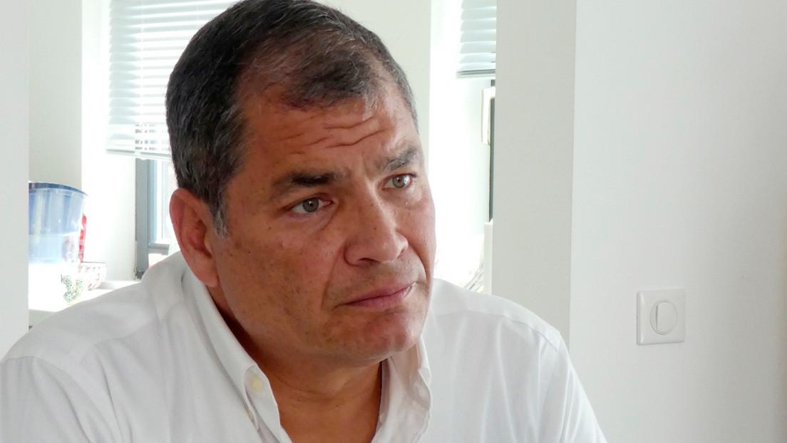 """Grupo de Puebla rechaza la condena a Correa y la califica de """"aberración jurídica"""""""