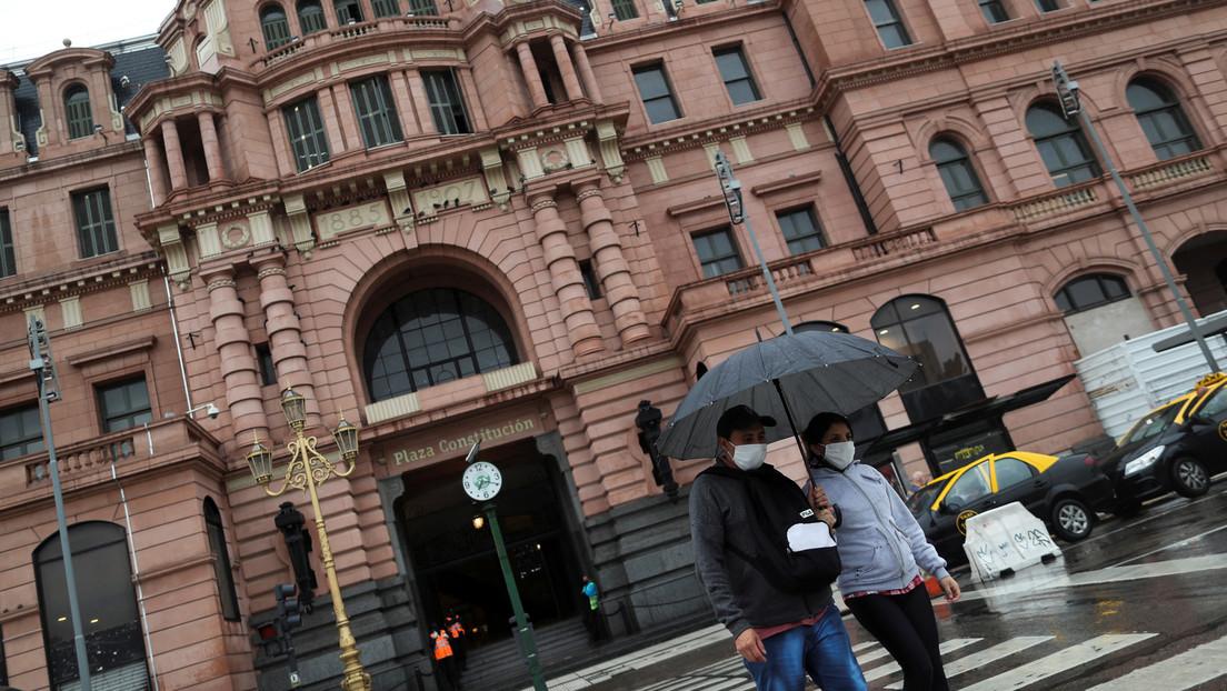 """VIDEO: Un político argentino pide que el coronavirus haga una """"limpieza étnica"""" de peronistas y se disculpa tras el escándalo"""