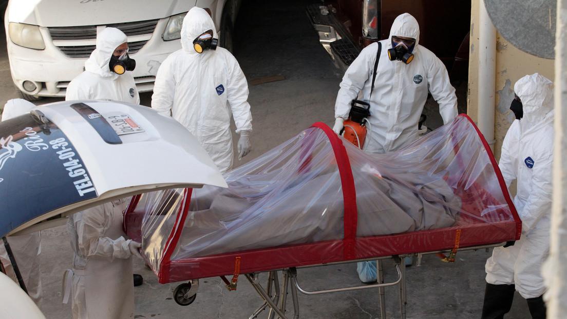 Se eleva a 174 el número de fallecidos por coronavirus en México y ya son 3.181 infectados