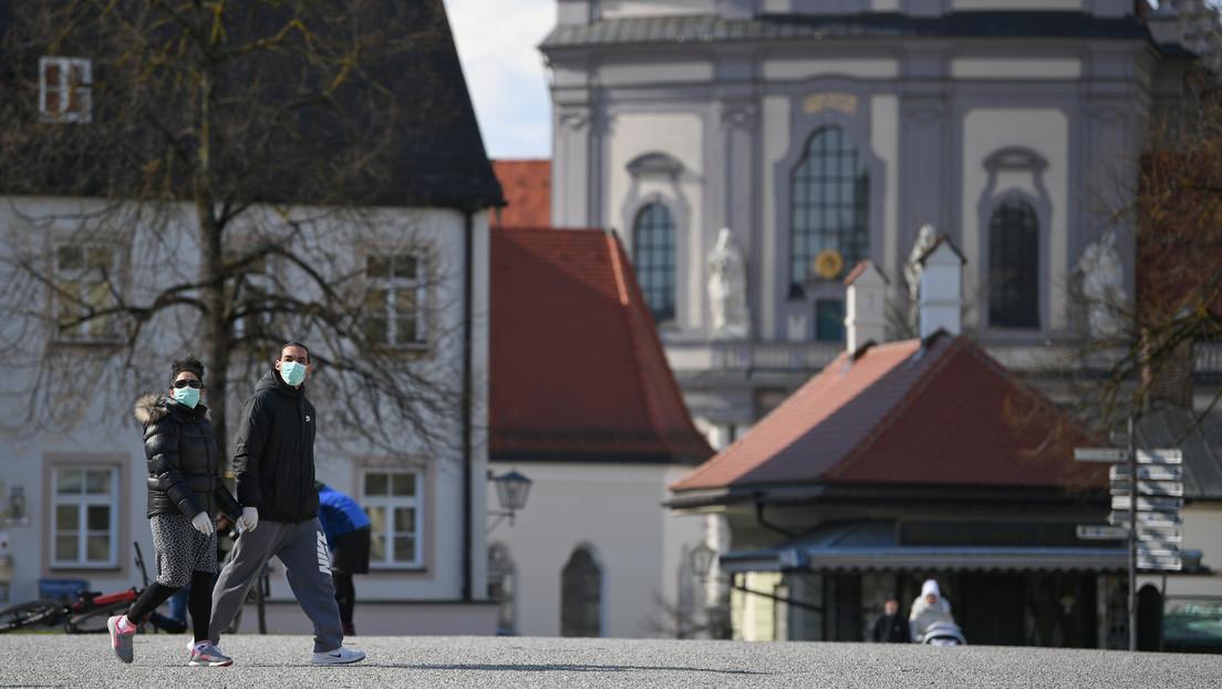 Sube a 108.202 el número de infectados por covid-19 en Alemania, con 4.974 nuevos casos, mientras que la cifra de muertes supera los 2.000
