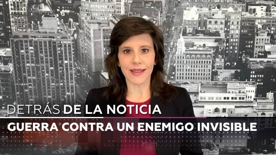 Guerra contra un enemigo invisible