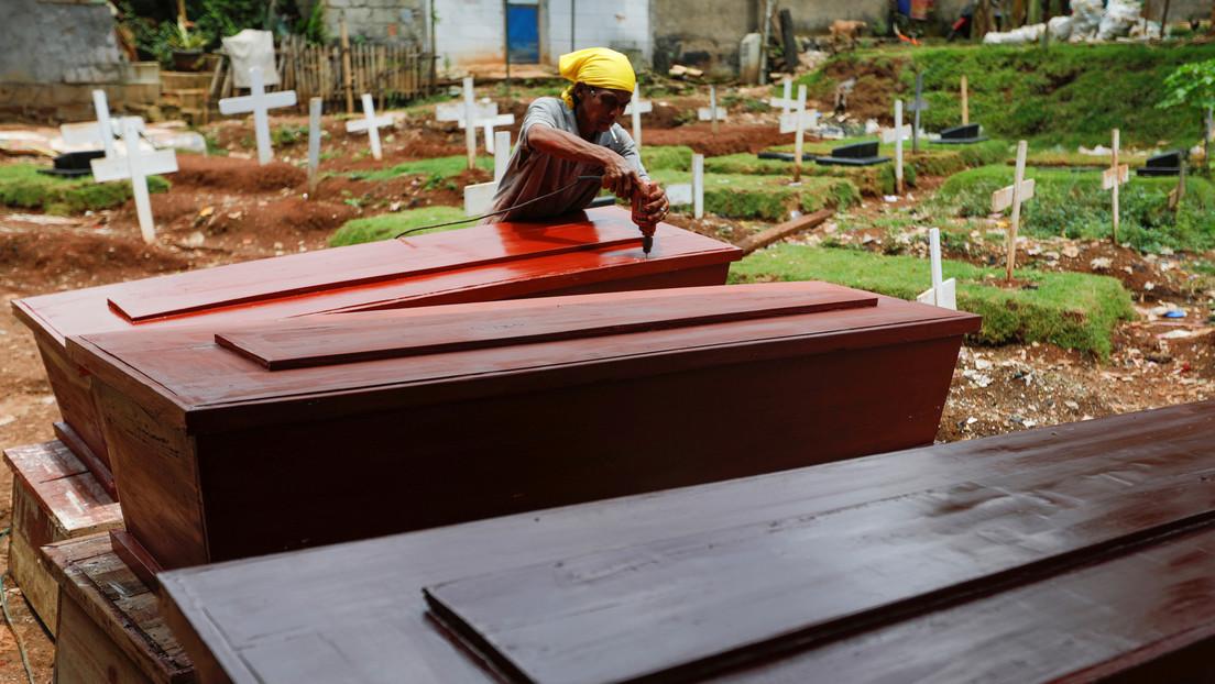 El número de muertes por el covid-19 en el mundo supera las 90.000