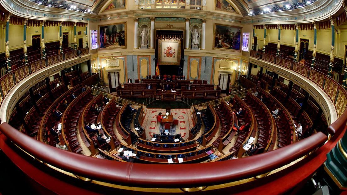 El Congreso de España aprueba ampliar el estado de alarma hasta el 26 de abril