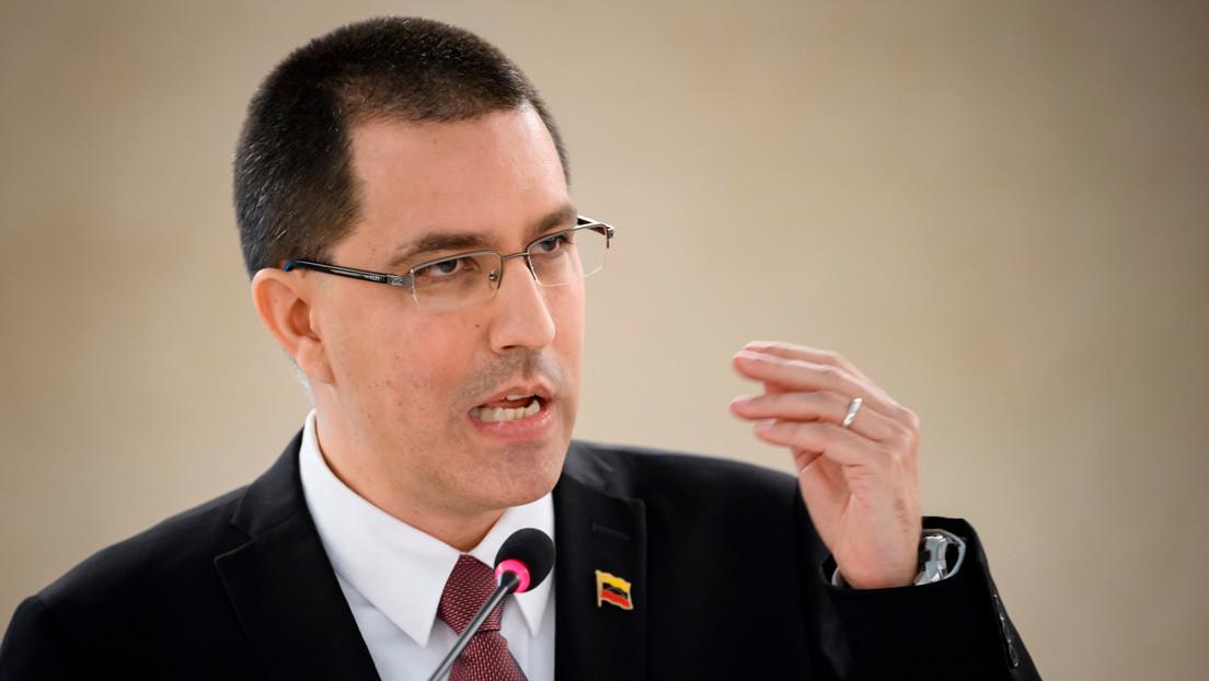 Cancillería venezolana desmiente solicitud de vuelo para repatriar a uruguayos