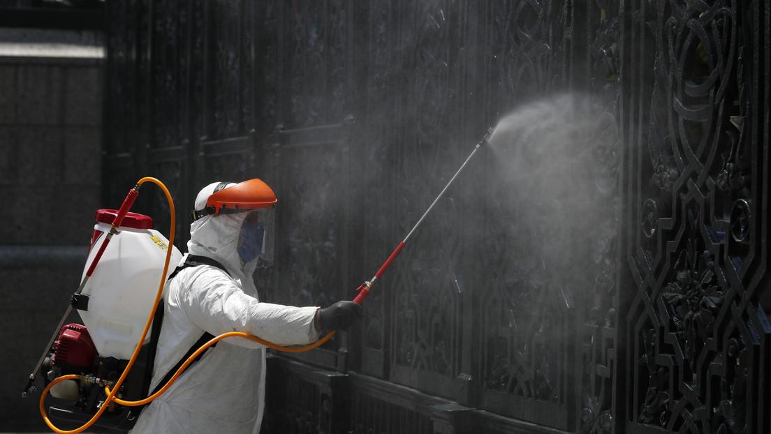 México reporta 20 nuevos decesos por coronavirus, lo que eleva a 194 la cantidad de fallecidos