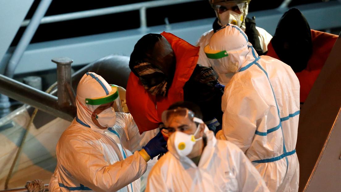 El total de contagios por coronavirus supera los 1,6 millones en el mundo